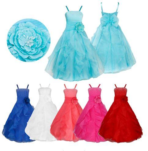 pinkvanille.ch - Festmode für Kinder, Festliches Kleid für Mädchen ...